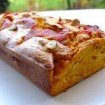 Cake salé au potimarron et au bacon