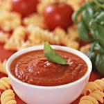 Sauce tomates basilic