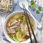 Phở bò – soupe vietnamienne