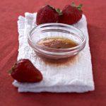 Vinaigrette à la fraise