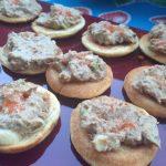 Tapas de sardines ultra facile (sardinade)