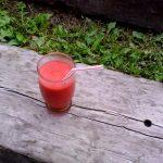 Smoothie Framboise Orange