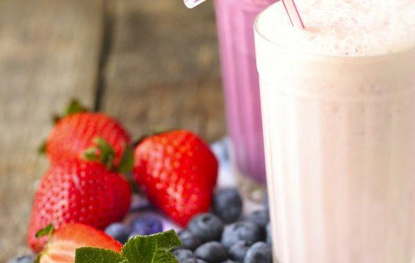 Base pour milk-shake