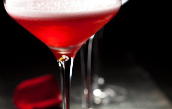Cocktail Martini – framboises