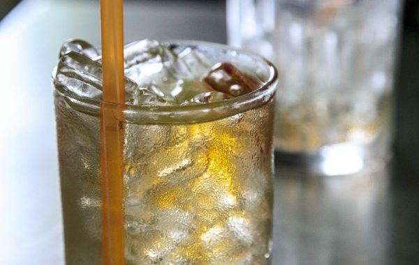Thé glacé (American iced tea)