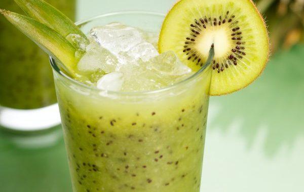 Smoothie au kiwi