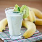 Milk shake panaché aux fruits