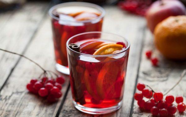 Sangria multi-fruits