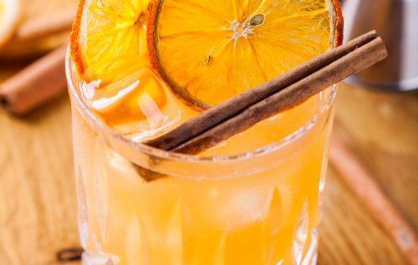 Vin de mandarines