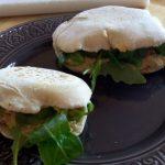 Farce au thon pour batbouts (pain marocain)