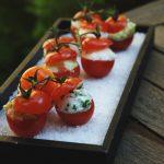 Tomates cerises aux 4 surprises