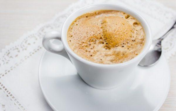 Café mousseux (cafetière italienne)