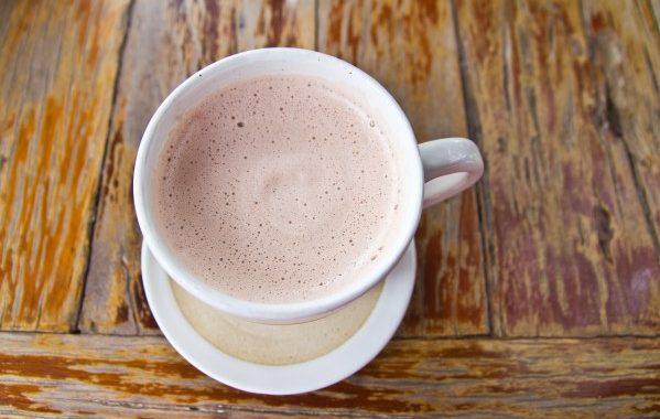 Chocolat Chaud miel vanille