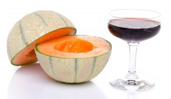 Vin de melon