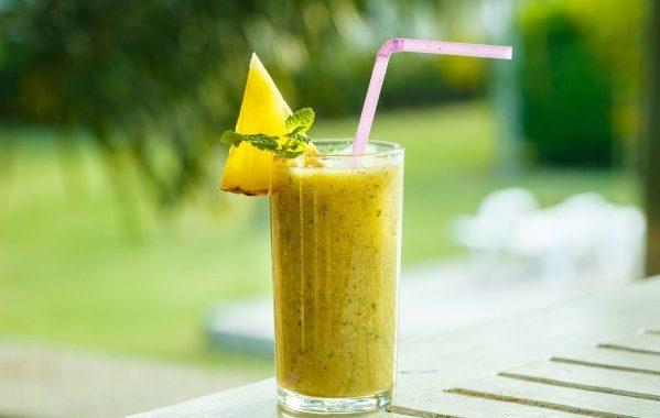 Smoothie de kiwi vitaminé