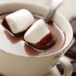 Véritable chocolat chaud de grand-mère