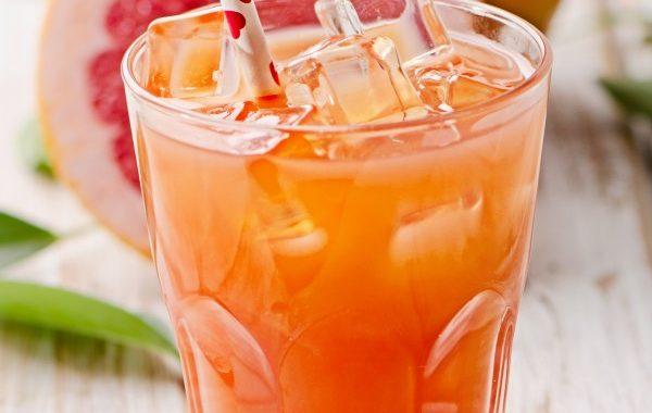 Cocktail pamplemousse de l'été