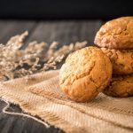 Biscuits au gingembre frais et au miel