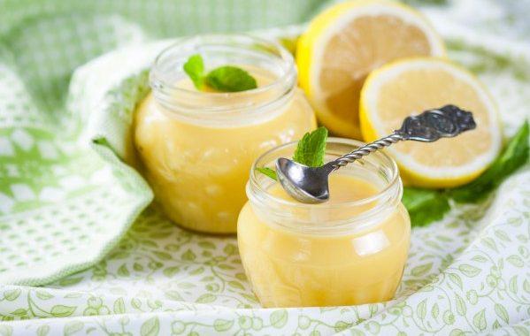 Crème de citrons