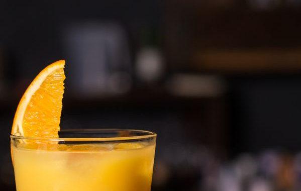 Cocktail fruité à la vodka