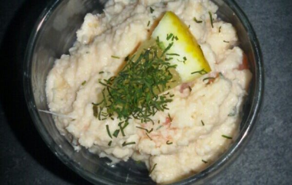 Mousse de saumon au mascarpone