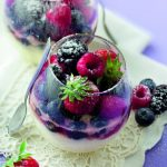 Mousse de mascarpone aux fruits rouges