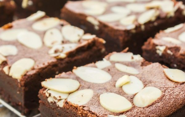 Brownies aux amandes