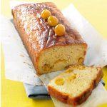 Cake aux prunes ou aux mirabelles