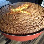 Gâteau au jus d'orange