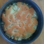 Gâteau au melon
