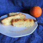 Gâteau de semoule grec