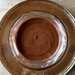 Mousse au chocolat non calorique