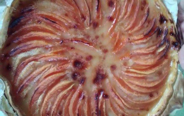Tarte au melon