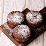 Muffins au cacao