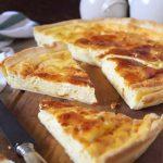 Tarte au fromage frais