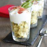 Artichauts marinés chantilly au gorgonzola
