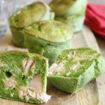 Muffins épinards saumon ricotta Thermomix