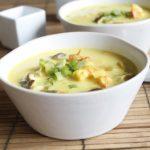 Soupe de crevettes à la thailandaise