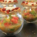Tartare de 3 tomates