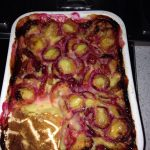 Far aux prunes et à la cannelle