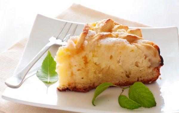 Tarte suisse (pommes ou poires)