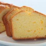 Cake sucré alsacien tout simple