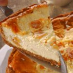 Cheese cake aux abricots