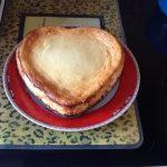 Cheesecake à la vanille et noix de coco