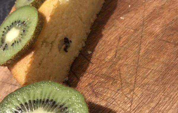 Gâteau Kiwi & Pistache