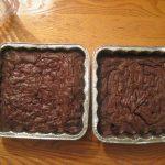 Brownies à la poudre de cacao