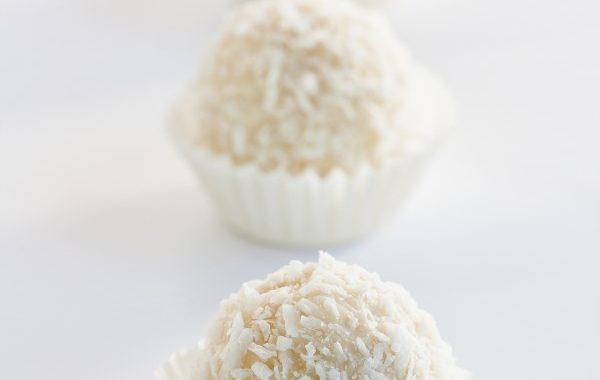 Perles de coco de Saho