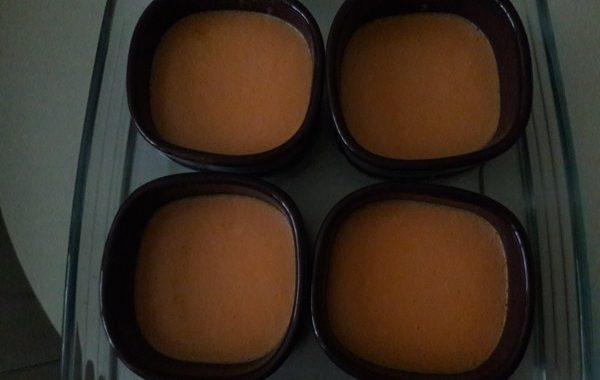 Petites crèmes aux fraises Tagada