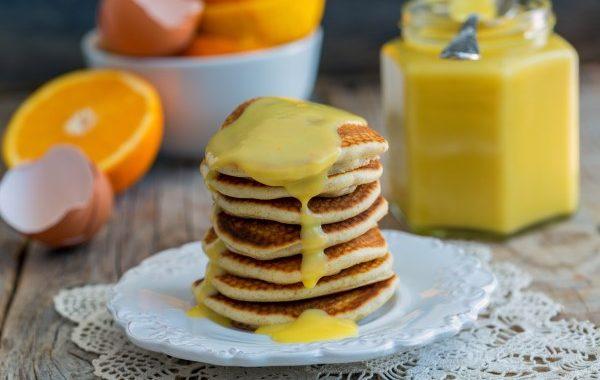 Crème anglaise à l'orange et aux épices