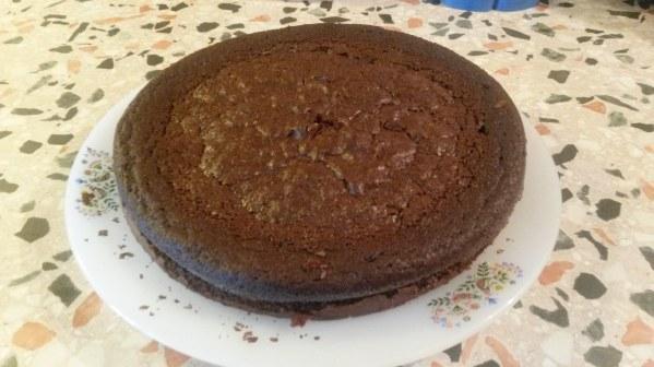 Gâteau au chocolat, parfum orange ou menthe